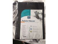 A4 PRAT Pampa 508 polyester portrait sleeves Pack of 10