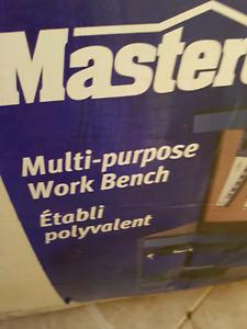 Brand new Work bench