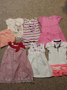 Lot of Girl's 24 month/2T Summer clothes