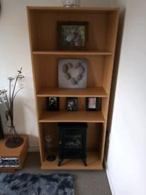 Book shelf, storage cabinet