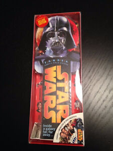 STAR WARS CARD GAME--NEW