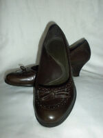 Aerosoles womens shoes size 9W