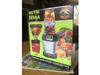 Nutri Ninja Blender (brand new)