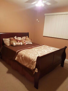 Rooms or basement for rent