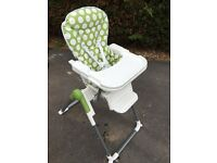 OBaby Collapsible High Chair