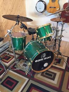 Vaudou Drums Full Set Négociable