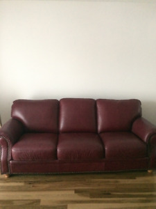 Living Room Set - Couch & 2 Chairs