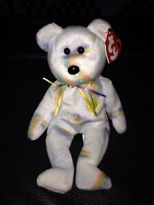 Cherry Ty beanie baby still with tags price firm London Ontario image 1
