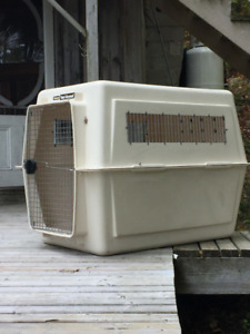 Airline Approved Dog Crate Used Once
