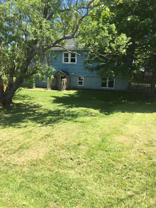 Spryfield - Affordable 3 br. with large treed yard