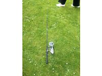 Kids fishing rod and reel