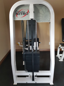 Nautilus Nitro Hip Abduction/Adduction Combo