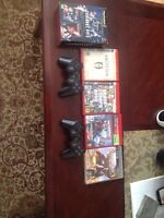 Games lot $130 if gone ASAP