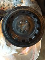 """Steel Rims For Winter Tires 16"""" (5X100)"""