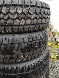Total Terrain Tires  245/70R17