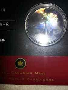 2006 Canada $20 Architectural Treasures - CN Tower Fine Silver