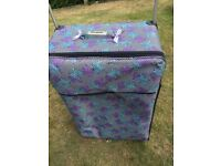 I T extra light weight suit case with wheels