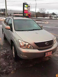 2005 Lexus RX 330 SUV, Crossover, ULTRA PREMIUM FULLY LOADED