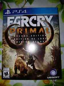Far Cry Primal **DELUXE Edition SEALED***