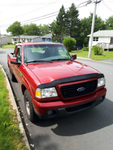 2008 Ford Ranger XLT 3.0L V6 automatic (RWD)