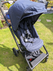 Cybex eezy twist s + pushchair
