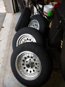 brand new winter tires open to offers