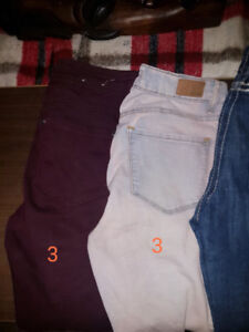 WOMENS / TEENS JEANS