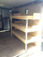 Bunk Beds for RV or Toy Hauler