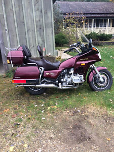 Honda Goldwing Interstate