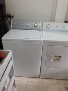 For Sale Washer and Dryer Currently in Service