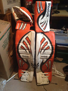 goalie gear-ensemble de gardien de but
