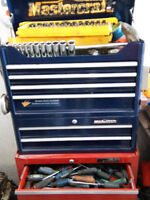Garage full of Tools For Sale