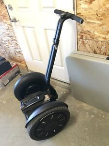 Segway i2 trade for a car or truck