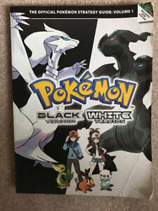 Pokemon Black and White Version Official Strategy Guide