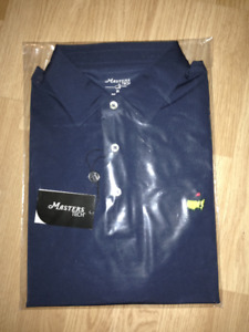 XL Masters Golf Shirt For Sale