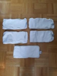 Couches lavables et accessoires