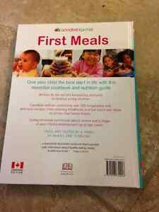 """""""First Meals"""" Book by Annabel Karmel Sarnia Sarnia Area image 3"""