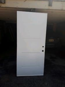 steel clad solid core 35 3/4 x 79