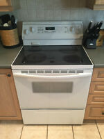 Kitchen Aid Stove, Refrigerator and Dishwasher