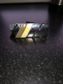 BMW M grille badge