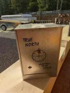 food smoker true north