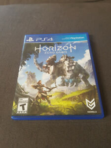 Trading: Horizon: Zero Dawn PS4
