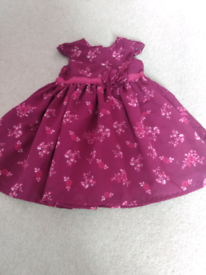6-9 months party / occasion dress