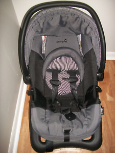SAFTEY FIRST CAR SEAT AND BASE NEEDS GONE