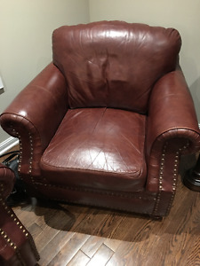 Brown Leather Couches for Sales