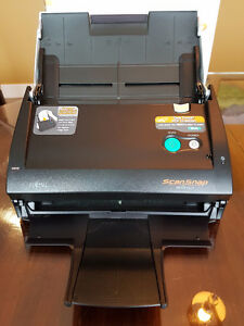 Fujitsu ScanSnap S510 Colour Image Scanner