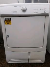 Zanussi 7kg Condenser Dryer in great condition