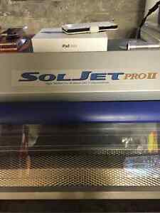 roland sol jet proII  printer and cutter sc-540