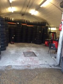 TYRE SHOP FOR SALE IN LONDON