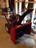Craftsman Snowblower 28 inch